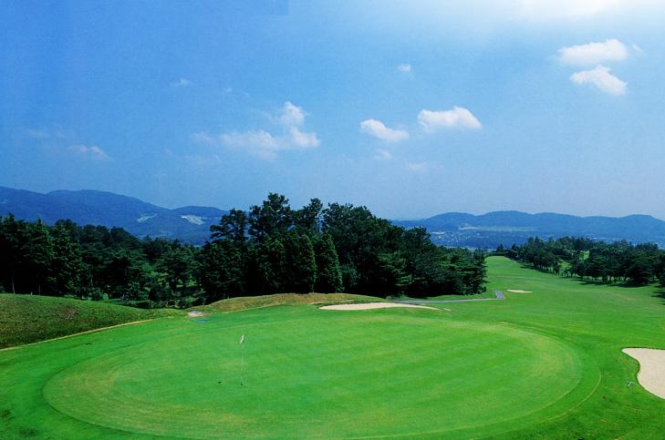 岡山カントリークラブ No.6コース