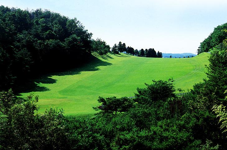 岡山カントリークラブ No.15コース